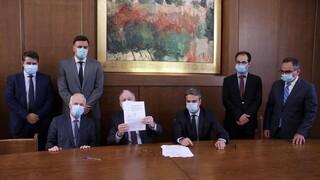 Δωρεά της Βουλής 50 κλίνες ΜΕΘ στο «Σωτηρία» - Υπογράφηκε σήμερα η σύμβαση