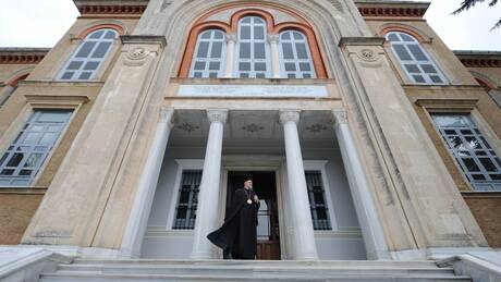 Στη Θεολογική Σχολή της Χάλκης ο Αμερικανός πρέσβης στην Άγκυρα