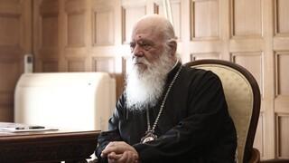 Ιερώνυμος για χρήση μάσκας στις εκκλησίες: Θα υπακούσουμε, αν οι ειδικοί το συνιστούν