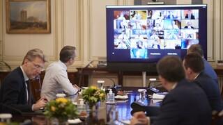 Συνεδριάζει το Υπουργικό Συμβούλιο: Το Ταμείο Ανάκαμψης και τα επόμενα βήματα στην ατζέντα