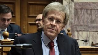 Παραιτήθηκε ο υφυπουργός Δικαιοσύνης Δημήτρης Κράνης