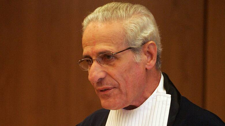 Απεβίωσε ο πρώην πρόεδρος του ΣτΕ Γ. Παναγιωτόπουλος