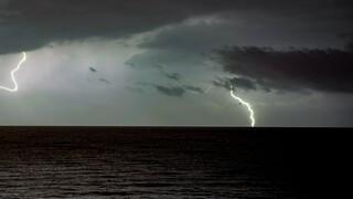 Έκτακτο δελτίο επιδείνωσης καιρού: Ερχονται καταιγίδες, ισχυροί άνεμοι και χαλαζοπτώσεις