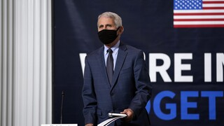 Κορωνοϊός: Σήμερα η πολυαναμενόμενη κατάθεση του δρ. Φάουτσι στο Κογκρέσο