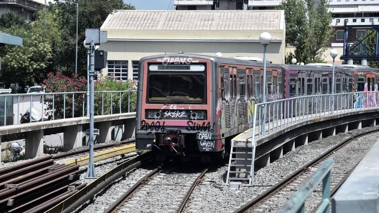 ΗΣΑΠ: Διακόπηκε η κυκλοφορία στη Νέα Ιωνία – Ταλαιπωρία για τους επιβάτες