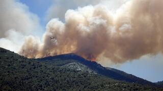 Πολύ υψηλός ο κίνδυνος πυρκαγιάς το Σάββατο σε τρεις περιφέρειες (χάρτης)