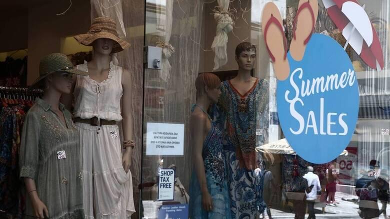 Πτώση πωλήσεων στο 70% των επιχειρήσεων το πρώτο δεκαπενθήμερο των εκπτώσεων