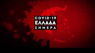 Κορωνοϊός: Η εξάπλωση του Covid 19 στην Ελλάδα με αριθμούς (31 Ιουλίου)