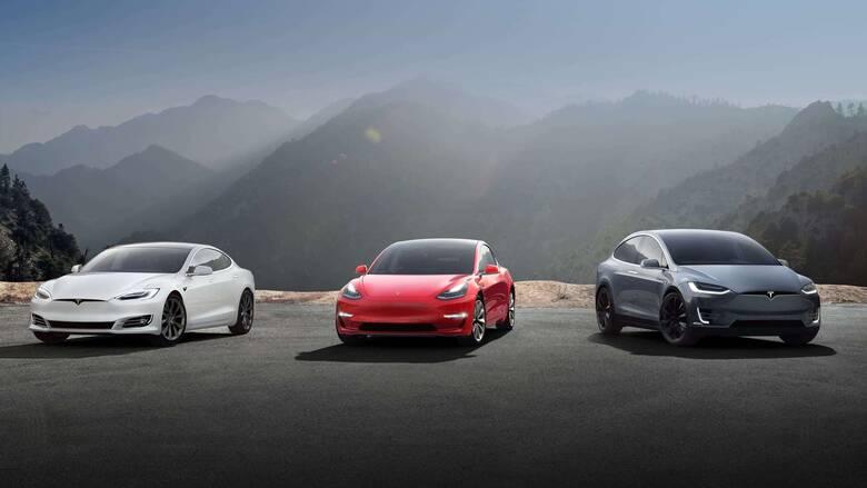 Η Tesla επίσημα στην Ελλάδα, με τις τιμές των μοντέλων της να ξεκινούν από τις 46.990 ευρώ