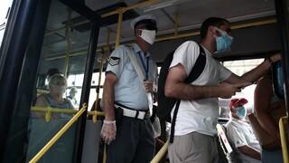 Κορωνοϊός: «Σαφάρι» ελέγχων σε ΜΜΜ και καταστήματα για μάσκες και συνωστισμό