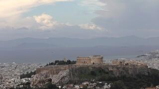 Καιρός: Ισχυρή καταιγίδα στην Αττική