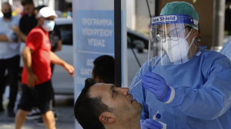Κύπρος: Πέντε νέα κρούσματα κορωνοϊού