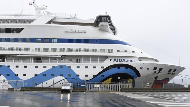 Νορβηγία – κορωνοϊός: Θετικοί 33 ναυτικοί  κρουαζιερόπλοιου