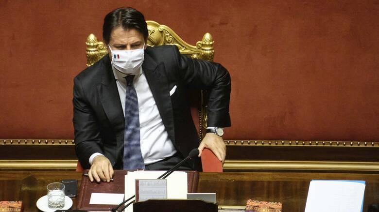 Ιταλία: Απόφαση για χρήση μάσκας σε κλειστούς χώρους