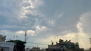Χαλάει ο καιρός από το μεσημέρι - Δείτε πού θα βρέξει
