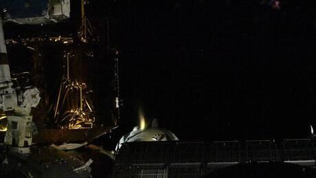 SpaceX: Η κάψουλα αναχώρησε από τον Διεθνή Διαστημικό Σταθμό με προορισμό τη γη