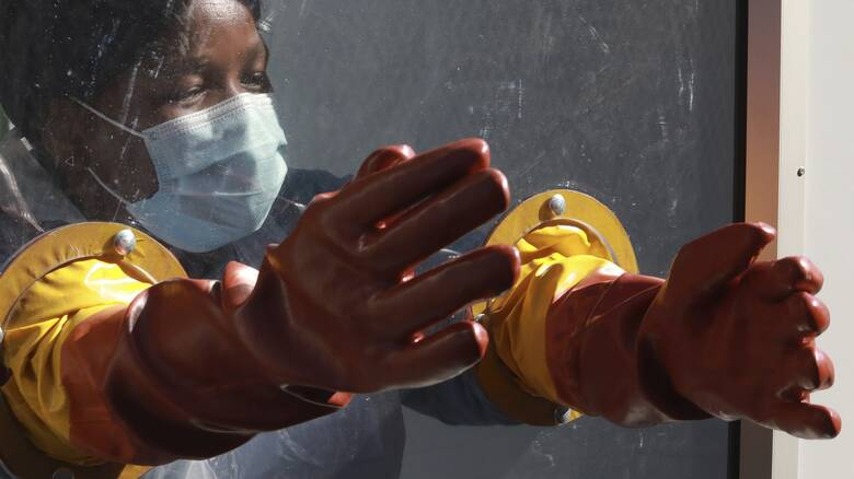 Kορωνοϊός: Ξεπέρασαν το μισό εκατομμύριο τα κρούσματαστη Νότια Αφρική
