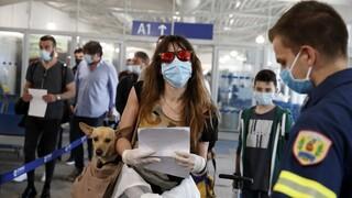 Κορωνοϊός: Μόνο με αρνητικό τεστ θα μπορούν να ταξιδεύουν Έλληνες στην Κύπρο