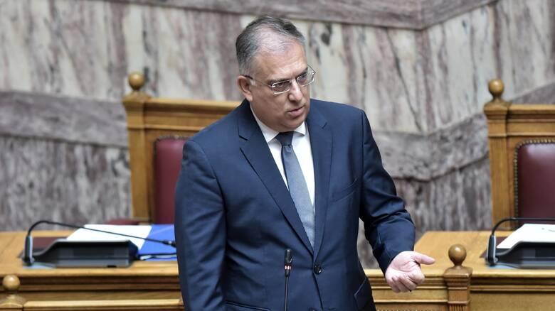 Στο Ηράκλειο τη Δευτέρα ο υπουργός Εσωτερικών Τάκης Θεοδωρικάκος