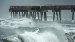 ΗΠΑ: Σε τυφώνα εξελίσσεται η καταιγίδα Ησαΐας