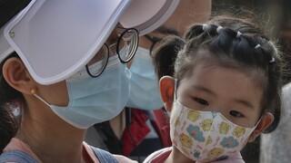 Κορωνοϊός: 43 νέα κρούσματα στην ηπειρωτική Κίνα
