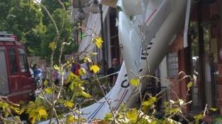 Πτώση μικρού αεροσκάφους στην Πρώτη Σερρών