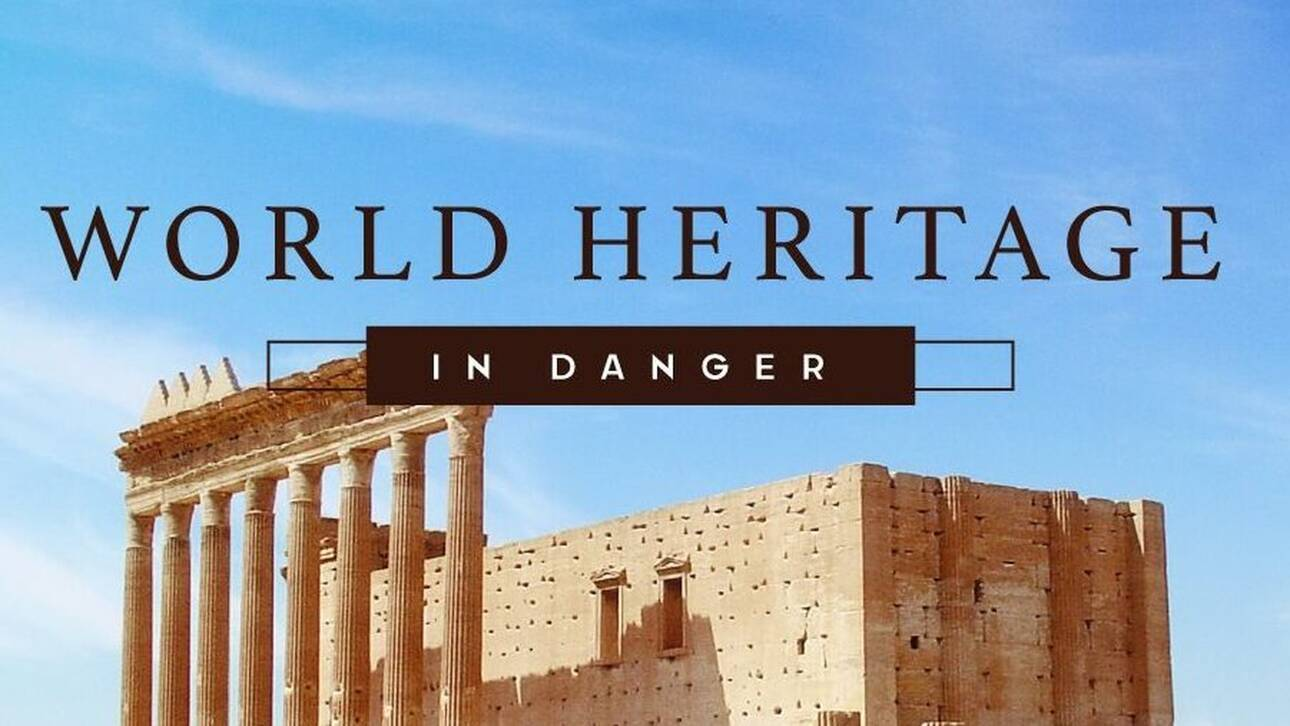 Μετέτρεψαν σε GIF έξι μνημεία της παγκόσμιας πολιτιστικής κληρονομιάς που κινδυνεύουν