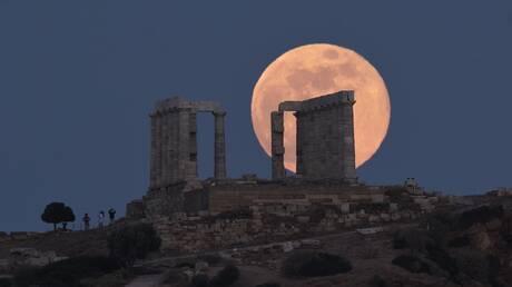 Αυγουστιάτικη πανσέληνος: Δωρεάν εκδηλώσεις σε 77 αρχαιολογικούς χώρους και μουσεία