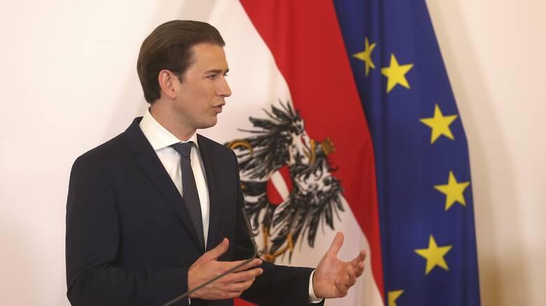 Κορωνοϊός - Αυστρία: Σε τεστ για Covid-19 θα υποβληθεί ο καγκελάριος Κουρτς