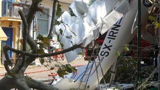 Πτώση αεροσκάφους στις Σέρρες: Η απειρία του πιλότου πίσω από το ατύχημα;
