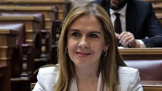 Ζωή Ράπτη: Ποια είναι η νέα υφυπουργός Υγείας