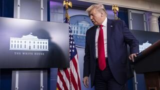 Έρευνα σε βάρος του Τραμπ και της εταιρείας του από την εισαγγελία της Νέας Υόρκης