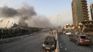Ισχυρές εκρήξεις στη Βηρυτό: Τουλάχιστον 10 νεκροί - Εκατοντάδες τραυματίες