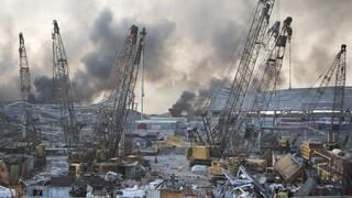 Εικόνες «Aποκάλυψης»: Νεκροί και χιλιάδες τραυματίες στη Βηρυτό