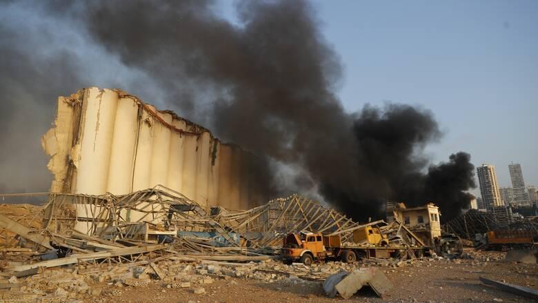 Τραγωδία στη Βηρυτό: Μηνύματα συμπαράστασης από ολόκληρο τον πλανήτη