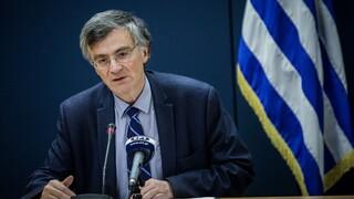Αυστηρό μήνυμα Τσιόδρα: Σε δύο εβδομάδες μπορεί να έχουμε εκρητική αύξηση των κρουσμάτων