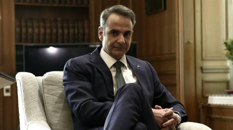 Μητσοτάκης για Βηρυτό: Έτοιμη η Ελλάδα για οποιαδήποτε βοήθεια αν χρειαστεί