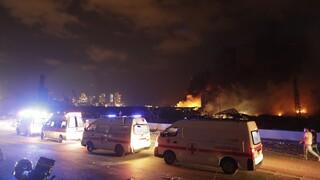Εκρήξεις στη Βηρυτό: Tους 78 έφτασαν οι νεκροί - Σχεδόν 4.000 τραυματίες