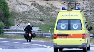 Τραγωδία στην Αλεξανδρούπολη: Τροχαίο με επτά νεκρούς στην Εγνατία Οδό