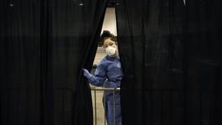 Κορωνοϊός: Ξανά πάνω από τους 1.300 οι νεκροί στις ΗΠΑ