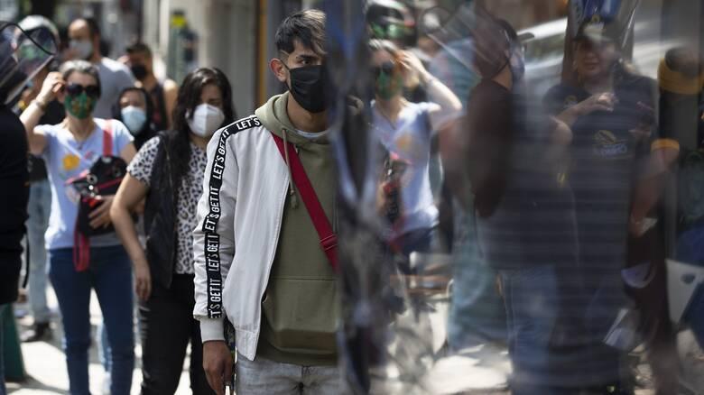 Κορωνοϊός - Μεξικό: Σταθερά στην τρίτη θέση της μακάβριας λίστας με σχεδόν 49.000 νεκρούς