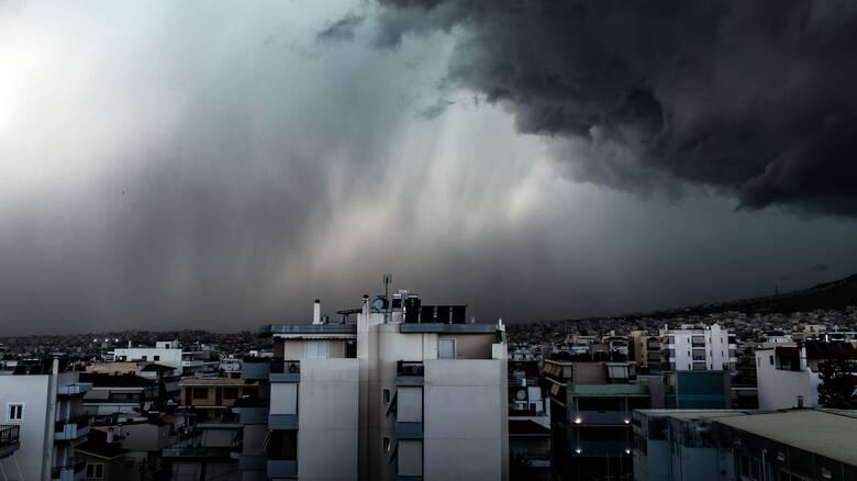 Καιρός: Η κακοκαιρία «Θάλεια» πλησιάζει τη χώρα - Πού και πότε θα «χτυπήσει»