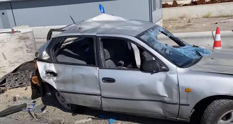 Πολύνεκρο τροχαίο στην Αλεξανδρούπολη: Οι πρώτες εικόνες από το σημείο της τραγωδίας