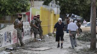 Έκρηξη στη Βηρυτό: Δύο Ελληνίδες ανάμεσα στους τραυματίες