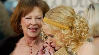 Νικόλ Κίντμαν: Η συγκινητική στιγμή που συναντά την 80χρονη μητέρα της μετά από 8 μήνες (pics)