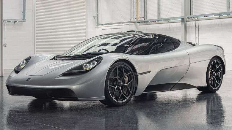 O Gordon Murray θέλει το Τ.50 να είναι τουλάχιστον τόσο σημαντικό όσο η McLaren F1
