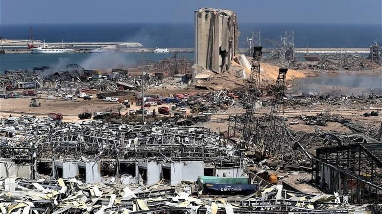 Λίβανος: Σε κατάσταση έκτακτης ανάγκης η Βηρυτός - Πάνω από 100 νεκροί και 5.000 τραυματίες