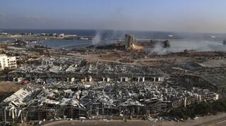 Ανάλυση CNNi: Η Βηρυτός δεν θα είναι ποτέ ξανά η ίδια