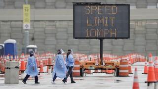 Συνεχίζει να «σαρώνει» τις ΗΠΑ ο κορωνοϊός – 1.262 νέοι θάνατοι