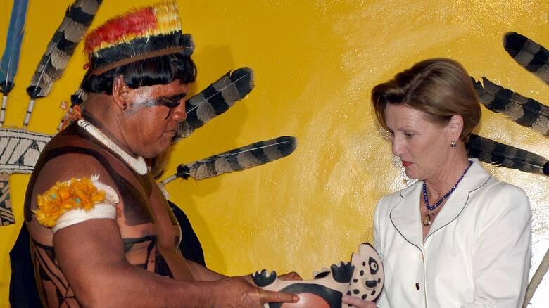 Κορωνοϊός - Βραζιλία: Εμβληματικός ιθαγενής μεταξύ των σχεδόν 1.400 νέων νεκρών